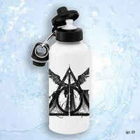 "Бутылка для воды ""Гарри Поттер. Дары смерти"" (600 мл; арт. 069)"