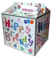 """Подарочная коробка """"С Днем Рождения"""" (арт. 277-806)"""