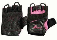 "Перчатки для фитнеса ""Fitness Star"" (розовые; XL)"