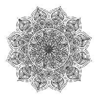 "Холст на подрамнике с эскизом ""Мандала"" (300х300 мм; арт. 1411169)"