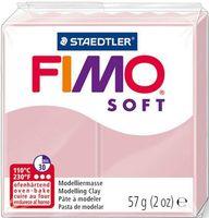 """Глина полимерная """"FIMO Soft"""" (нежно-розовый; 57 г)"""