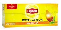 "Чай черный ""Lipton. Royal Ceylon"" (25 пакетиков)"