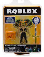"""Фигурка """"Roblox. Нефертити: Королева Солнца"""""""