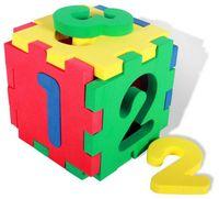 """Развивающая игрушка """"Кубик-цифры"""""""