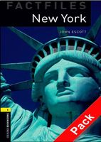 New York. Stage 1 (+ CD)