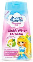 """Шампунь-бальзам для волос детский """"С эффектом """"без одуванчика"""" (240 мл)"""