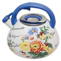 Чайник стальной эмалированный (3,5 л)