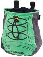 """Мешочек для магнезии """"Back bag"""" (салатовый-асфальт)"""