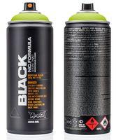 """Краска аэрозольная """"Black. Slimer"""" (зеленая; 400 мл)"""