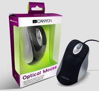 Оптическая мышь Canyon CNR-MSO03N