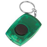 Брелок со светодиодом (зеленый)