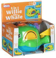 """Набор игрушек для купания """"Кит-сортер с лодкой"""""""