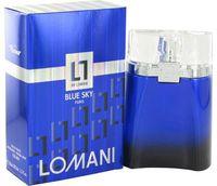 """Туалетная вода для мужчин """"Lomani Blue Sky"""" (100 мл)"""