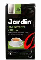 """Кофе молотый """"Jardin. Americano Crema"""" (250 г)"""