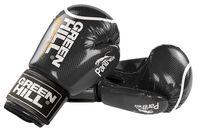 """Перчатки боксерские """"Panther"""" BGP-2098 (10 унций; чёрные)"""