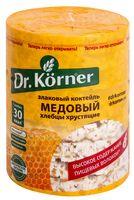 """Хлебцы мультизлаковые """"Dr. Korner"""" (100 г; мед)"""
