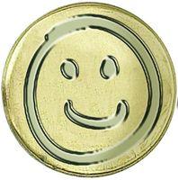 """Сменная насадка для восковой печати """"Смайлик"""" (16 мм, арт. MSH727SML)"""