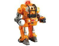 """Игрушка """"Кибер-робот оранжевый"""" (со световыми эффектами)"""