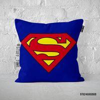 """Подушка """"Супермен"""" (989)"""