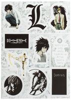 "Набор виниловых наклеек №177 ""Death Note"""