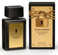 """Туалетная вода для мужчин Antonio Banderas """"The Golden Secret"""" (50 мл)"""