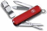 Нож перочинный Victorinox NailClip 580 0.6463 красный (8 функций)