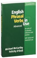 English Phrasal Verbs in Use With Answers. Advanced
