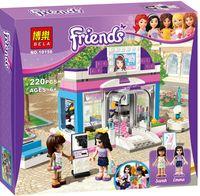 """Конструктор """"Friends. Салон красоты"""" (220 деталей)"""