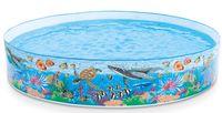 """Бассейн каркасный """"Коралловый риф"""" (244х46 см)"""