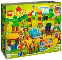 """LEGO Duplo """"Лесной заповедник"""""""