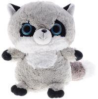 "Мягкая игрушка ""Енотик"" (30 см; серый)"