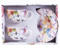 """Набор посуды """"Orchid"""" (4 предмета)"""