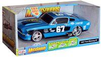 """Машинка """"Ford Mustang GT"""" (со световыми и звуковыми эффектами)"""