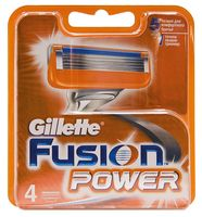 Кассета для станка Gillette Fusion Power (4 шт)