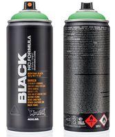 """Краска аэрозольная """"Black. Revolt Green"""" (зеленая; 400 мл)"""