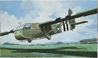 """Планер """"WACO CG-4A"""" (масштаб: 1/72)"""