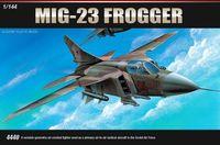 Самолет MIG-23 Flogger (масштаб: 1/144)