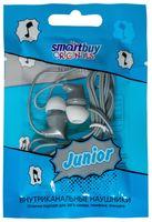 Внутриканальные наушники Smartbuy JUNIOR (серые)