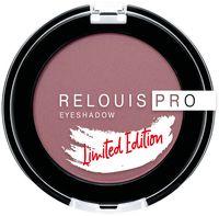 "Тени для век ""Relouis Pro Limited Edition"" тон: 05, purple mist"