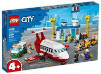 """LEGO City """"Городской аэропорт"""""""