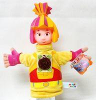 """Мягкая игрушка на руку """"Симка"""" (25 см)"""