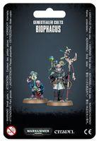 Warhammer 40.000. Genestealer Cults. Biophagus (51-44)