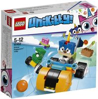 """LEGO Unikitty """"Велосипед принца Паппикорна"""""""