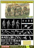 "Набор миниатюр ""Panzergrenadier Division Grosdeutschland Karachev 1943"" (масштаб: 1/35)"