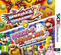 Puzzle & Dragons Z + Puzzle & Dragons: Super Mario Bros. Edition (Nintendo 3DS)