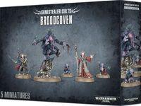 Warhammer 40.000. Genestealer Cults. Broodcoven (51-50)