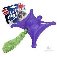 """Игрушка для собак с пищалкой """"Белка-летяга"""" (30 см)"""