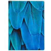 """Обложка на паспорт """"Feather blue"""""""