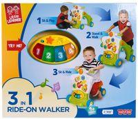 """Ходунки """"Ride-on walker"""" (со световыми и звуковыми эффектами)"""