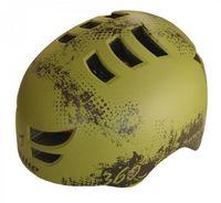 """Шлем велосипедный """"360°"""" (хаки)"""